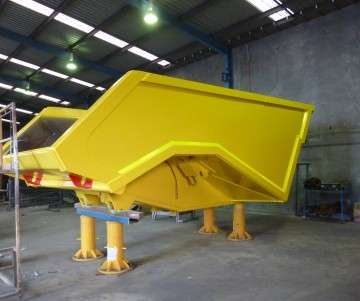 Atlas Copco 6020 Tray Repairs