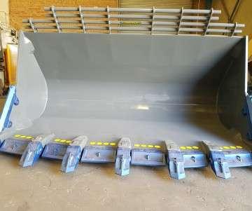 Bucket Modifications